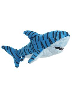 12 inch Plush Blue Shark
