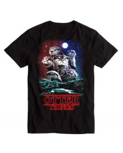 Adult ''Otter Things'' Tee