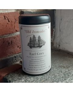 ''Old Ironsides'' Earl Grey Tea