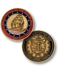 War of 1812 Bicentennial Medallion