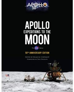 Apollo Expeditions To The Moon 50th Anniversary Edition