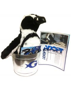Georgia Aquarium African Penguin Adopt Kit