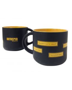 Intrepid Shuttle Signs Minolo Mug