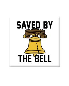 Saved by the Bell Canvas Magnet