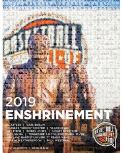 Class of 2019 Enshrinement Yearbook
