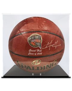 Grant Hill Autographed Basketball- 12 of 14