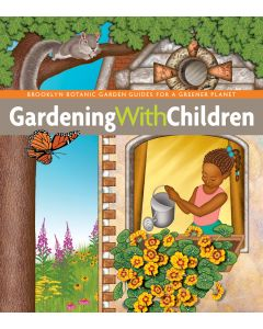 Gardening With Children Paperback Book