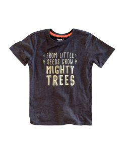 Youth Unisex Short Sleeve Mighty Trees Tee