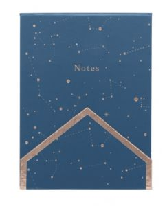 Constellation Flip Memo Notepad
