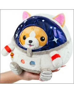 Plush Squishable Corgi Astronaut