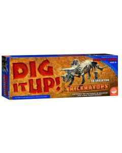 Dig It Up Triceratops Kit