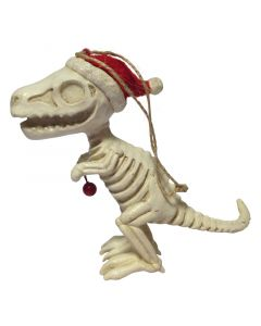 T.Rex Dinosaur Skeleton Ornament