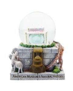 American Museum of Natural History Exclusive Snowglobe