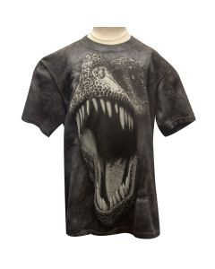 Adult Glow-In-The-Dark T. Rex T-Shirt