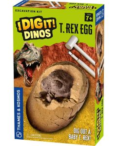I Dig It! T. Rex Egg Excavation Kit