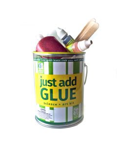 Just Add Glue Science Kit