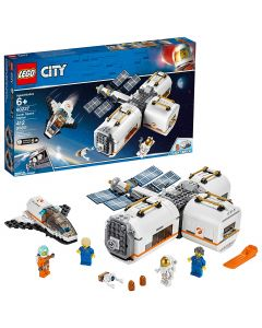 Lego Lunar Space Station Set