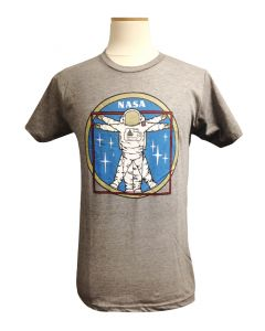 Adult NASA Vitruvianaut T-Shirt