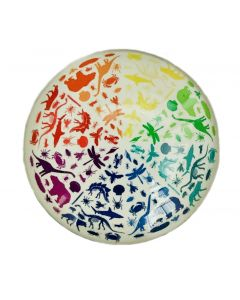 The Nature of Color Glass Dome Magnet