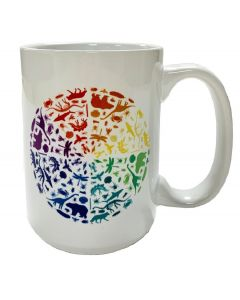 The Nature of Color Souvenir Mug