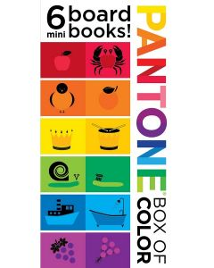 Pantone Box of Color Board Books