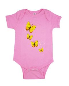 Infant Butterfly Onesie