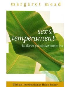 Sex and Temperament Book