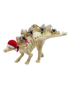 Stegosaurus Dinosaur Skeleton Ornament