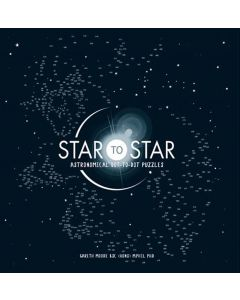 Star To Star Astronomical Dot-To-Dot Puzzles