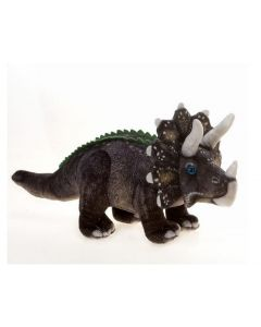 15 Inch Plush Triceratops