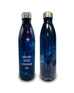 Never Stop Looking Up Hot / Cold Water Bottle