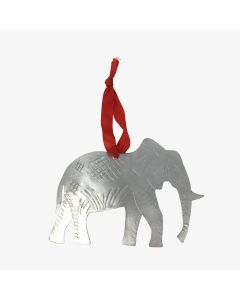 Tin Elephant Fair Trade Ornament