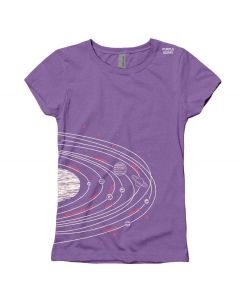 Girls Solar System T-Shirt