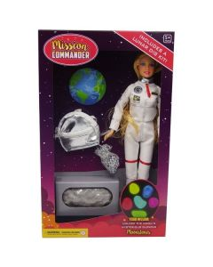 "Mission Commander ""Lunar Dig"" Doll"