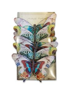 Garland Butterfly Multicolored