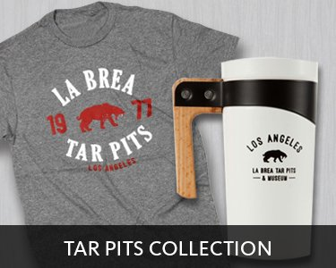 Shop Tar Pits Collection