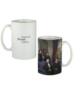 The Four Justices Mug