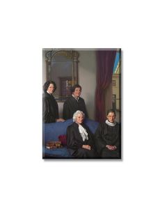 The Four Justices Magnet