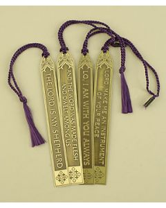 Cathedral Bookmark: Lo, I am with you always