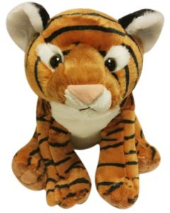 12'' Plush Orange Tiger