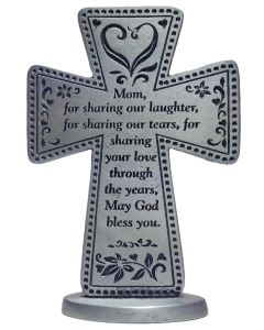 ''Mom's Blessing'' Cross