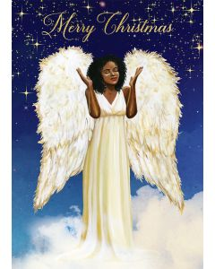 Merry Christmas Angel Boxed Christmas Cards