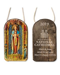 Collectible 2019 National Cathedral Ornament