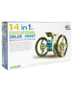 Owi 14 in 1 Educational Solar Kit