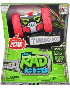 Turbo Bot Really Rad Robot