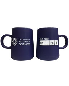 Academy ''But First Coffee'' Periodic Table Mug
