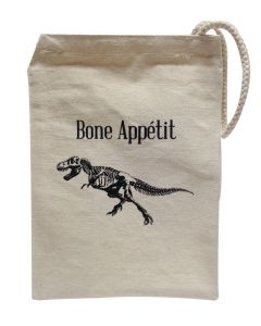Bon Appétit Dinosaur Lunch Bag