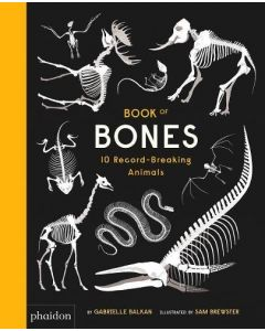Book of Bones: 10 Record-Breaking Animals- Front