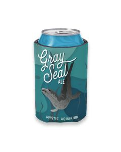 Gray Seal Ale Can Cooler
