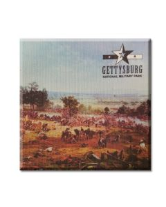''Pickett's Charge'' Cyclorama Magnet